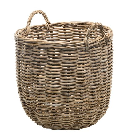 Rattan Storage Basket & Reviews | Joss & Main