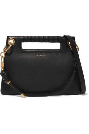 Givenchy | Whip small leather shoulder bag | NET-A-PORTER.COM