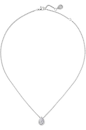 Boucheron   Serpent Bohème 18-karat white gold diamond necklace   NET-A-PORTER.COM