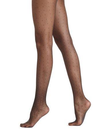 Hue Women's Dot Tulle Sheer Pantyhose & Reviews - Handbags & Accessories - Macy's