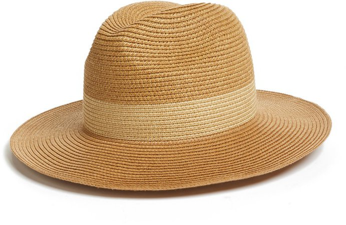 Packable Panama Hat