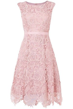 women pink and green easter dress - Google Search
