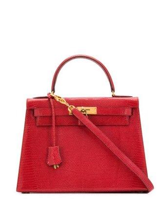 Hermès Borsa Tote 1989 28cm Kelly Sellier Pre-owned - Farfetch