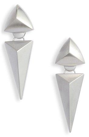 Kendra Scott Vivian Statement Earrings | Nordstrom