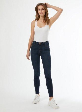 Dark Indigo Shape & Lift Denim Jeans