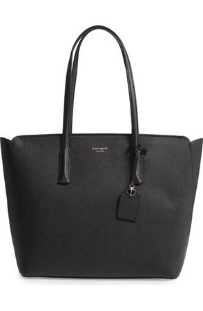 kate spade new york large margaux leather tote | Nordstrom