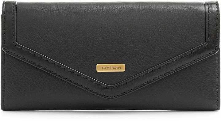 Veronica Leather Continental Wallet