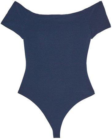 Ashlena Off Shoulder Bodysuit