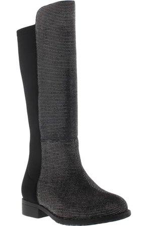 Stuart Weitzman 5050 Shimmer Riding Boot (Walker, Toddler, Little Kid & Big Kid) | Nordstrom