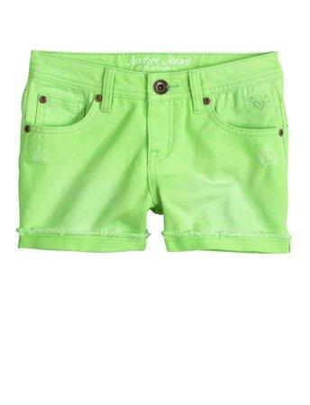 green shorts png girls jean - Google Search