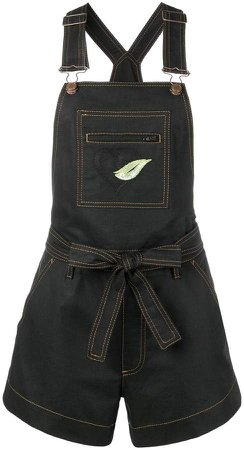 belted dungarees