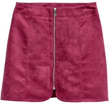 Short Skirt - Pink
