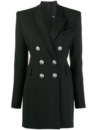 Balmain Blazer Mini Dress - Farfetch