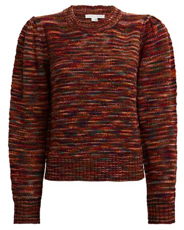Veronica Beard Raissa Crewneck Sweater | INTERMIX®