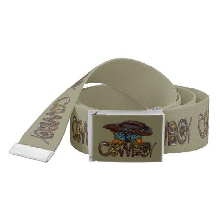 Country Cowboy Boots Hat Belt   Zazzle.com