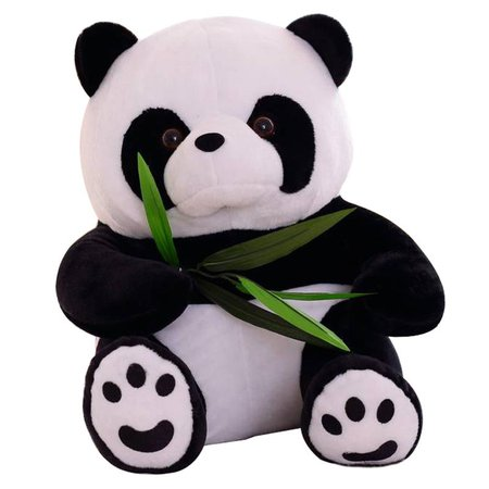 Hungry Panda Plushie – The Littlest Gift Shop