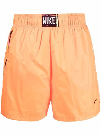 Nike high-waisted Utility Shorts - Farfetch