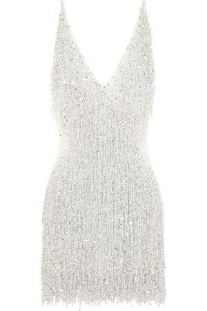 Naeem Khan | Gatsby embellished chiffon mini dress | NET-A-PORTER.COM