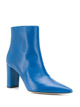 Marc Ellis Pointed Toe Ankle Boots - Farfetch