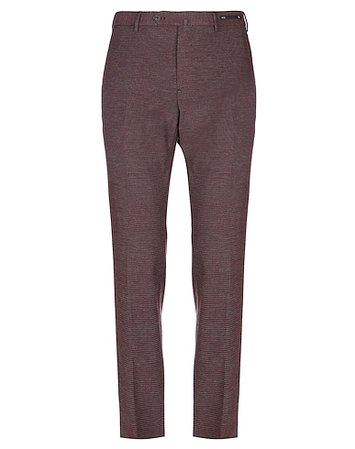 Pt01 Casual Pants - Men Pt01 Casual Pants online on YOOX United States - 13355266OL