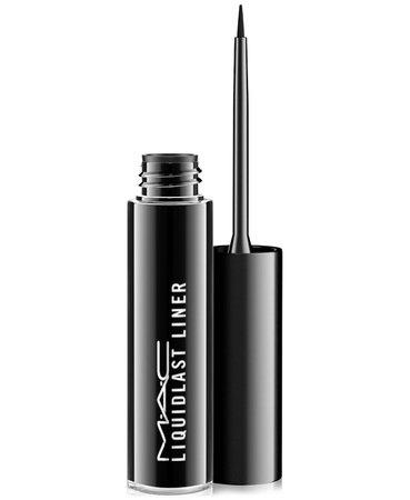 8 eyeliner MAC Liquidlast 24-Hour Waterproof Liner & Reviews - Makeup - Beauty - Macy's