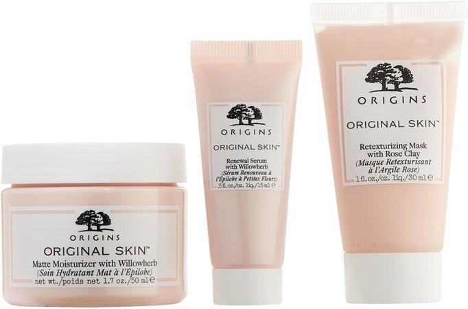 Original Skin(TM) Mattifying & Perfecting Essentials Set