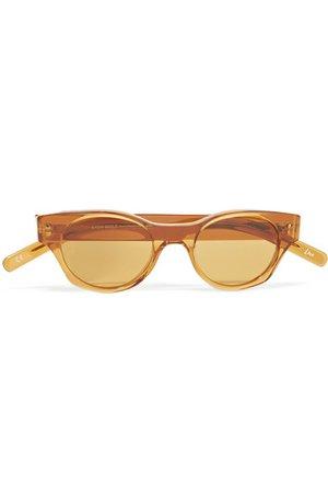 Andy Wolf | Gideon round-frame acetate sunglasses | NET-A-PORTER.COM