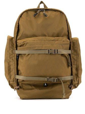 Makavelic Cargo Pocket Backpack - Farfetch