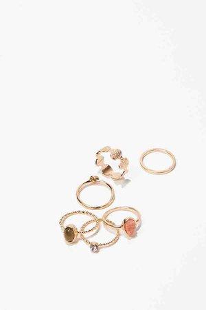 Assorted Ring Set | Forever 21