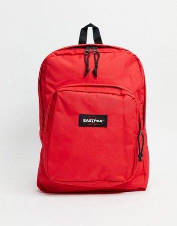 Eastpak Finnian backpack in red | ASOS