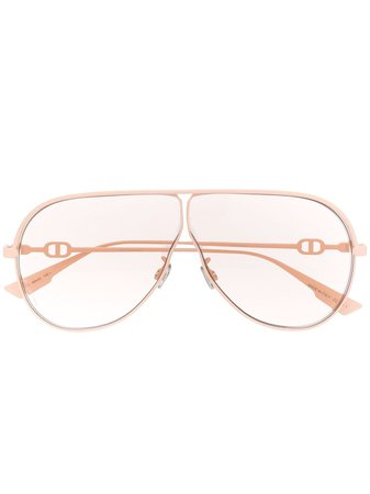 Dior Eyewear Diorcamp Aviator Sunglasses