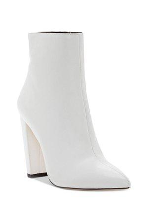Jessica Simpson Teddi Block-Heel Booties