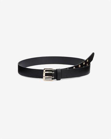 Metal Grommet Belt