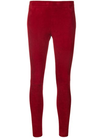 Stouls Skinny Leggings CARLSON Red | Farfetch