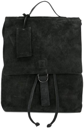 tag detail backpack