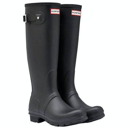 Hunter Original Tall Women's Wellington Boots - Black | Country Attire UK