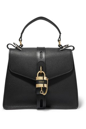 Chloé | Aby small textured-leather tote | NET-A-PORTER.COM