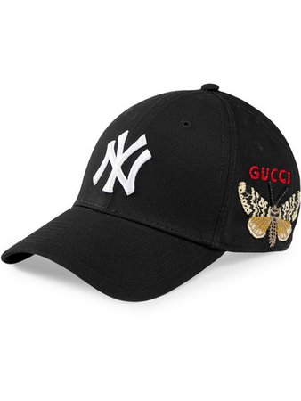 Gucci Baseball cap with NY Yankees™ patch $530 - Buy Online SS19 - Quick Shipping, Price