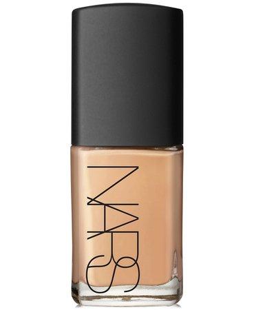 Foundation NARS Sheer Glow, 1 oz. & Reviews - Foundation - Beauty - Macy's