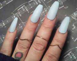 blue nails - Google Search
