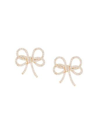 Apples & Figs Ribbon Earrings - Farfetch