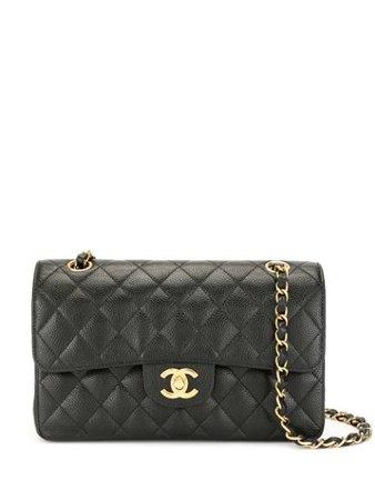 Chanel Pre-Owned 2005 Double Flap Shoulder Bag Vintage | Farfetch.Com