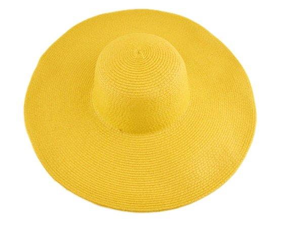 Yellow Sun Hat