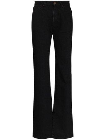 Saint Laurent straight-leg Jeans - Farfetch