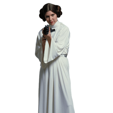 PNG Princesa Leia (Star Wars, Princess Leia, The Force Awakens, Carrie Fisher, The Last Jedi) - PNG World
