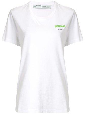 Off-White Princess Casual T-Shirt