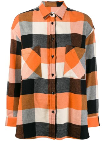 Woolrich plaid shirt $209 - Buy AW19 Online - Fast Global Delivery, Price