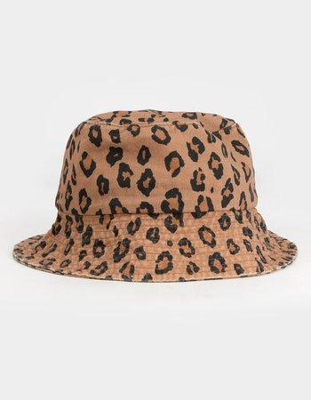 BILLABONG Still Single Womens Bucket Hat - LEOPA - JAHW3BST | Tillys