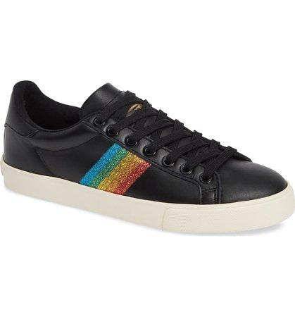 Gola Orchid Rainbow Glitter Sneaker (Women) | Nordstrom