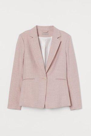 Saco entallado - Rosa claro - Ladies | H&M MX